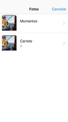 Apple iPhone SE - Mensajería - Escribir y enviar un mensaje multimedia - Paso 10