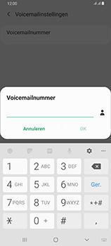 Samsung galaxy-a80-dual-sim-sm-a805fz - Voicemail - Handmatig instellen - Stap 9