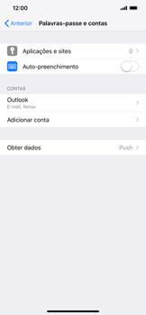 Apple iPhone XR - Email - Adicionar conta de email -  10