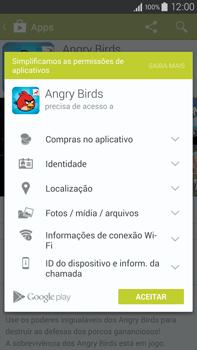 Samsung N910F Galaxy Note 4 - Aplicativos - Como baixar aplicativos - Etapa 18