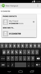 LG D821 Google Nexus 5 - MMS - Sending a picture message - Step 5