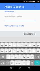 Huawei Y5 II - E-mail - Configurar Gmail - Paso 10