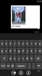 Samsung I8750 Ativ S - MMS - envoi d'images - Étape 11