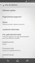 Sony Xperia Z3 4G (D6603) - Software updaten - Update installeren - Stap 5