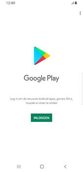 Samsung galaxy-s8-sm-g950f-android-pie - Applicaties - Account aanmaken - Stap 4