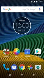 Motorola Moto G5 - Primeiros passos - Como ativar seu aparelho - Etapa 1