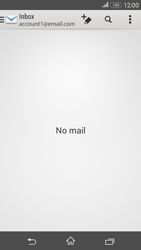 Sony E2003 Xperia E4 G - Email - Sending an email message - Step 4