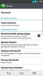 LG G2 - Voicemail - Handmatig instellen - Stap 5
