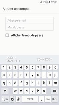 Samsung Samsung Galaxy J7 (2016) - E-mails - Ajouter ou modifier votre compte Outlook - Étape 6