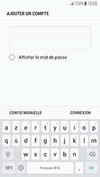 Samsung J530F Galaxy J5 (2017) - E-mail - Configuration manuelle - Étape 7