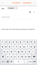 Samsung Galaxy A3 (2017) (SM-A320FL) - E-mail - Bericht met attachment versturen - Stap 9