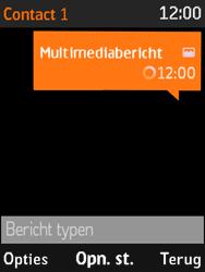 Nokia 3310 - Mms - Hoe te versturen - Stap 16
