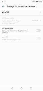 Huawei P20 - Internet et connexion - Utiliser le mode modem par USB - Étape 5