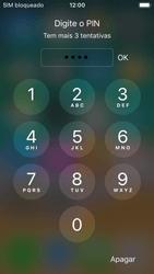 Apple iPhone SE - iOS 11 - Internet no telemóvel - Como configurar ligação à internet -  17