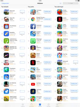 Apple iPad Pro 12.9 inch (Model A1671) - Applicaties - Downloaden - Stap 5