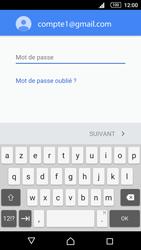 Sony Sony Xperia Z5 (E6653) - E-mail - Configuration manuelle (gmail) - Étape 12