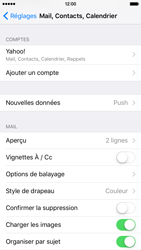 Apple iPhone 6 iOS 9 - E-mail - Configuration manuelle (yahoo) - Étape 8
