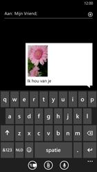 Nokia Lumia 930 - MMS - afbeeldingen verzenden - Stap 12