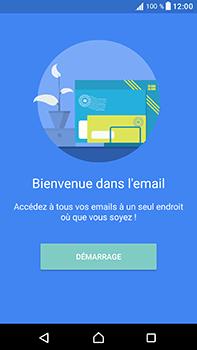 Sony Xperia XA1 Ultra - E-mails - Ajouter ou modifier votre compte Outlook - Étape 4