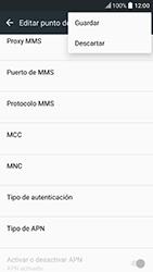 HTC 10 - Mensajería - Configurar el equipo para mensajes multimedia - Paso 15