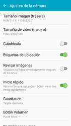 Samsung Galaxy J5 - Funciones básicas - Uso de la camára - Paso 7