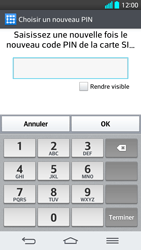 LG G2 - Sécuriser votre mobile - Activer le code de verrouillage - Étape 11
