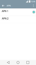 LG Leon - Mensajería - Configurar el equipo para mensajes multimedia - Paso 17