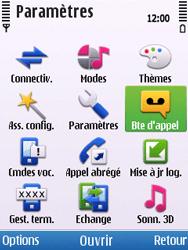 Nokia C5-00 - Messagerie vocale - configuration manuelle - Étape 5