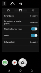 Sony Xperia E4g - Photos, vidéos, musique - Créer une vidéo - Étape 9