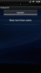 Sony Ericsson LT18i Xperia Arc S - E-mail - hoe te versturen - Stap 14