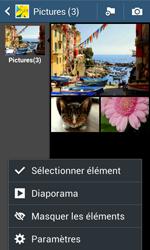 Samsung Galaxy Ace 3 - Photos, vidéos, musique - Envoyer une photo via Bluetooth - Étape 6