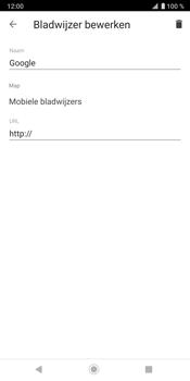 Sony Xperia XZ3 - Internet - internetten - Stap 11