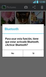 LG Optimus L5 II - Bluetooth - Transferir archivos a través de Bluetooth - Paso 9