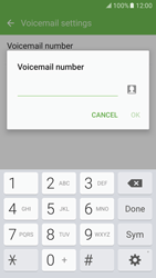 Samsung Galaxy J5 (2016) (J510) - Voicemail - Manual configuration - Step 8