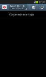 Samsung Galaxy S3 Mini - E-mail - Configurar Outlook.com - Paso 11
