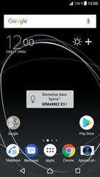 Sony Xperia XZ Premium - MMS - configuration automatique - Étape 1