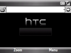 HTC S521 Snap - Internet - Navigation sur Internet - Étape 3