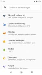 Sony xperia-xz-premium-g8141-android-pie - Buitenland - Internet in het buitenland - Stap 5