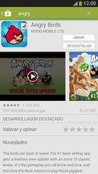 Samsung Galaxy S4 Mini - Aplicaciones - Descargar aplicaciones - Paso 19