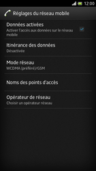 Sony LT28h Xperia ion - Internet - Configuration manuelle - Étape 8