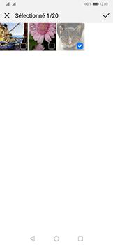 Huawei Mate 20 Pro - E-mail - envoyer un e-mail - Étape 13