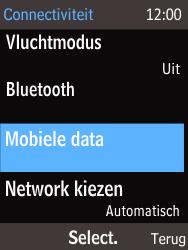 Nokia 225 (Type RM-1012) - Internet - Handmatig instellen - Stap 5