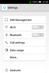 Alcatel Pixi 3 - 3.5 - Network - Usage across the border - Step 4