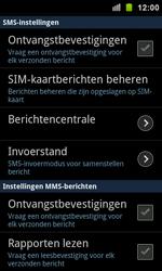Samsung I9100 Galaxy S II - SMS en MMS - Handmatig instellen - Stap 4