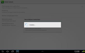 Samsung P5100 Galaxy Tab 2 10-1 - Netwerk - Handmatig netwerk selecteren - Stap 10