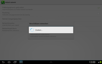 Samsung P5100 Galaxy Tab 2 10-1 - Buitenland - Bellen, sms en internet - Stap 8