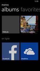 Nokia Lumia 930 - Photos, vidéos, musique - Envoyer une photo via Bluetooth - Étape 5