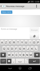 Sony Xpéria E3 - Contact, Appels, SMS/MMS - Envoyer un MMS - Étape 10