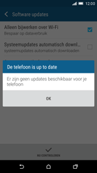 HTC One M9 (Model 0PJA100) - Software updaten - Update installeren - Stap 7