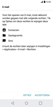 LG G6 (LG-H870) - E-mail - 032c. Email wizard - Outlook - Stap 13